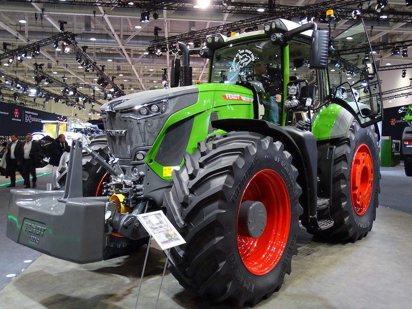 Tractor Of The Year 2020 Fendt 942 Vario & 314 Vario Profi+