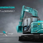 KOBELCO SK75SR - La nuova serie di escavatori 8-9 ton, made in JAPAN