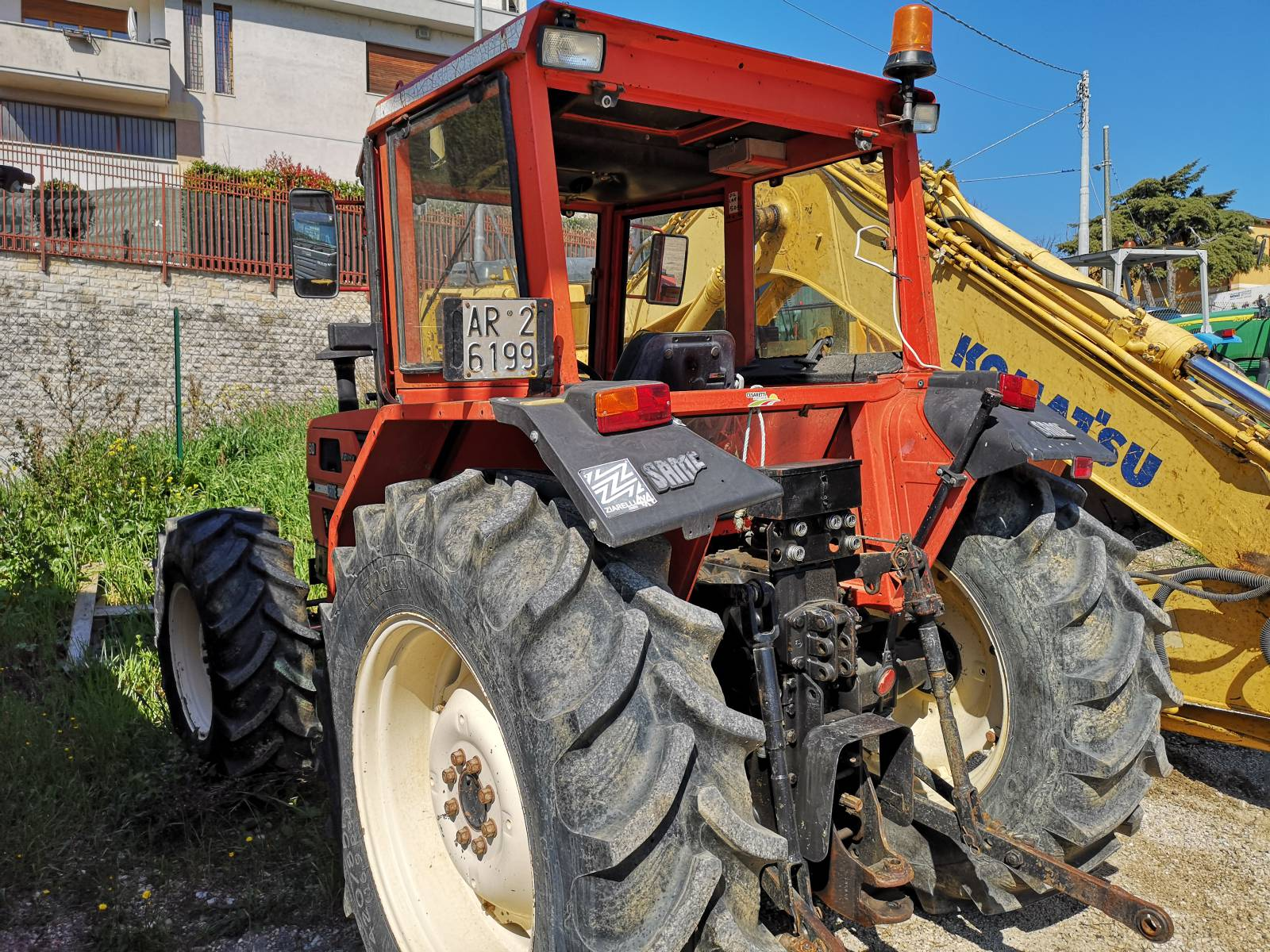 Trattori Usati e Macchine Agricole a Perugia, in Umbria ...